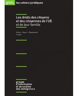 Les droits des citoyens et des citoyennes de l'UE et de leur famille, 5e édition