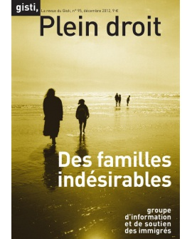 Des familles indésirables