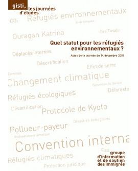 Quel statut pour les réfugiés environnementaux ?