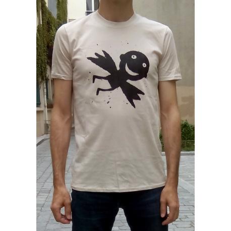 T-shirt unisexe «Liberté de circulation» en coton BIO