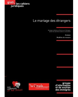 Le mariage des étrangers, 2e édition (ebook PDF)