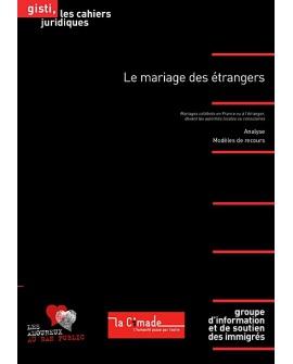Le mariage des étrangers, 2e éd. (ebook PDF)
