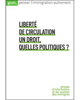 Liberté de circulation : un droit, quelles politiques ? (ebook PDF)