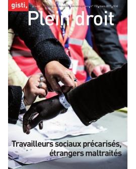 Travailleurs sociaux précarisés, étrangers maltraités (ebook PDF)