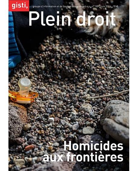 Homicides aux frontières