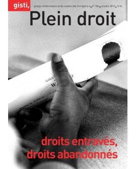 Droits entravés, droits abandonnés (ebook PDF)