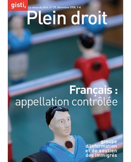 Français : appellation contrôlée