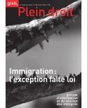 Immigration : l'exception faite loi (ebook PDF)
