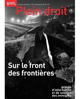 Sur le front des frontières (ebook PDF)