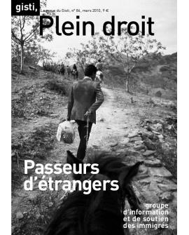 Passeurs d'étrangers (ebook PDF)