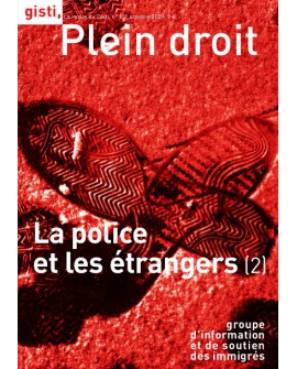 La police et les étrangers, 2 (ebook PDF)