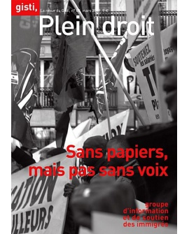 Sans papiers, mais pas sans voix (ebook PDF)