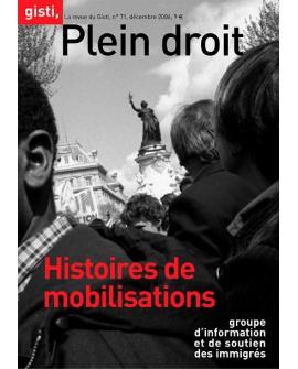 Histoires de mobilisations (ebook PDF)