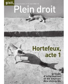 Hortefeux, acte 1