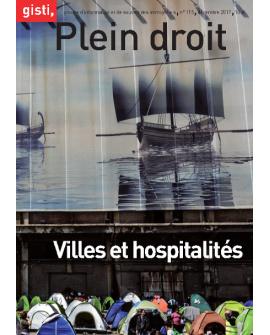Villes et hospitalités