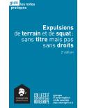 Expulsions de terrain et de squat : sans titre mais pas sans droits, 2e édition