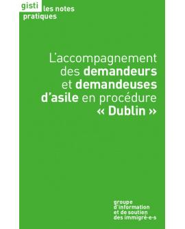 L'accompagnement des demandeurs et demandeuses d'asile en procédure «Dublin» (ebook PDF)