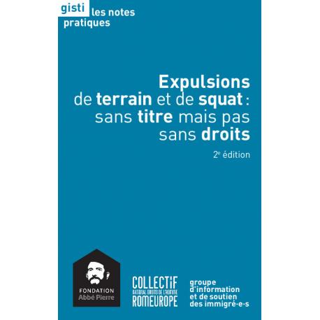Expulsions de terrain et de squat : sans titre mais pas sans droits