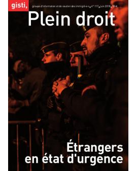 Étrangers en état d'urgence (ebook PDF)