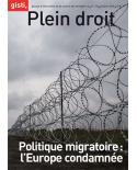 Politique migratoire : l'Europe condamnée (ebook PDF)