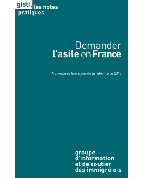 Demander l'asile en France, 2e édition (ebook PDF)