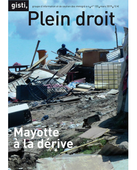 Mayotte à la dérive