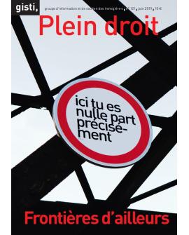 Frontières d'ailleurs (ebook PDF)
