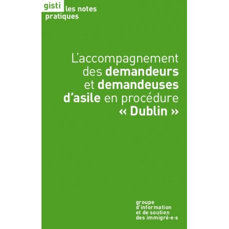 L'accompagnement des demandeurs et demandeuses d'asile en procédure «Dublin», 2e édition