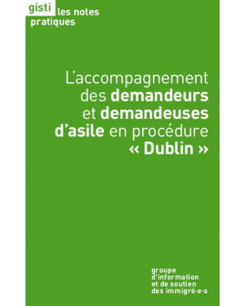 L'accompagnement des demandeurs et demandeuses d'asile en procédure «Dublin», 2e édition (ebook PDF)