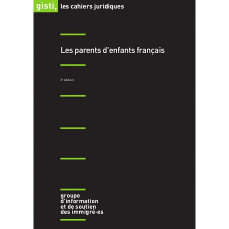 Les parents d'enfants français, 2e édition