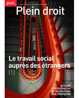 Le travail social auprès des étrangers, 1 (ebook PDF)
