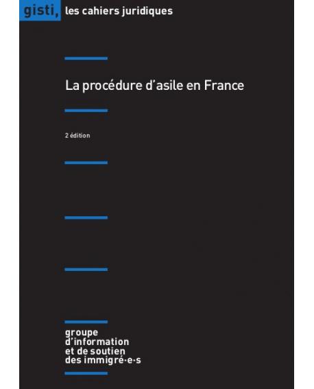La procédure d'asile en France (ebook PDF)