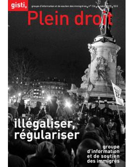 Illégaliser, régulariser (ebook PDF)