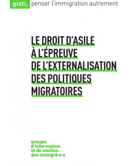 Le droit d'asile à l'épreuve de l'externalisation des politiques migratoires (ebook PDF)