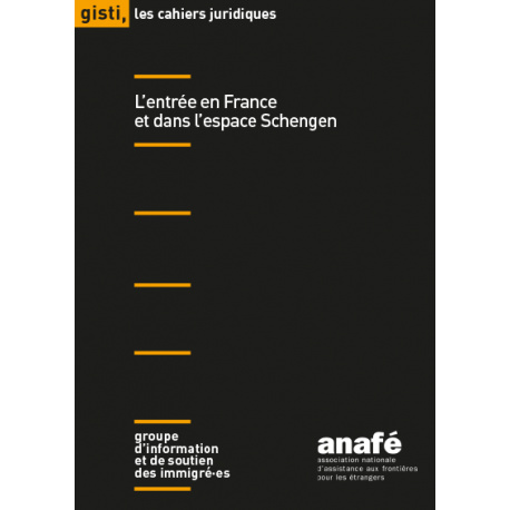 L'entrée en France et dans l'espace Schengen (ebook PDF)