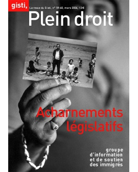 Acharnements législatifs