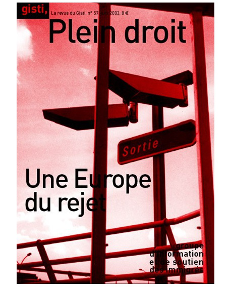 Une Europe du rejet
