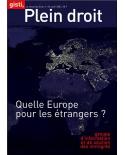 Quelle Europe pour les étrangers ?