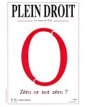 Zéro or not zéro ?