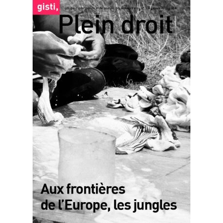 Aux frontières de l'Europe, les jungles