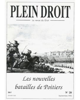 Les nouvelles batailles de Poitiers