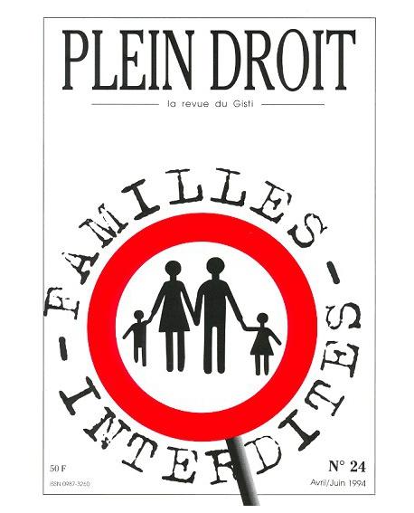 Familles interdites