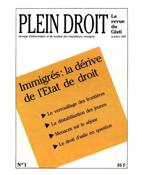 Immigrés : la dérive de l'État de droit